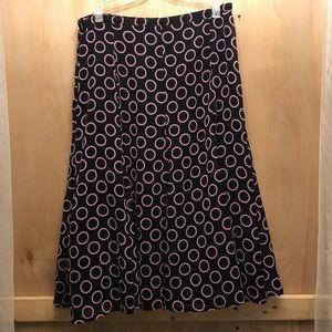 Sag Harbor aline skirt